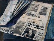 """Richard Diebenkorn's """"Newspaper."""""""