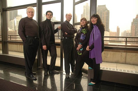 The Chamber Music Society of Lincoln Center.