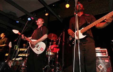 Dave Wakeling brought his English Beat to SOhO for a night of ska and dancehall classics on Friday night.