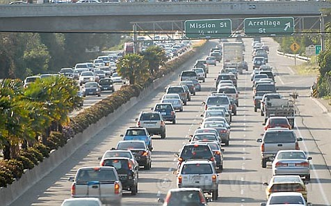 Of the $1.05 billion that would be generated should voters choose to renew the one-half cent Measure D sales tax in 2008, $140 million would be chopped off the top to complete funding to expand Highway 101.