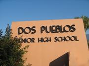 Welcome to Dos Pueblos High School