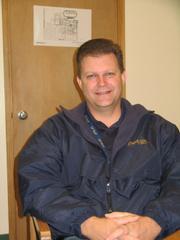 Mark Swanitch, the principal of Dos Pueblos High