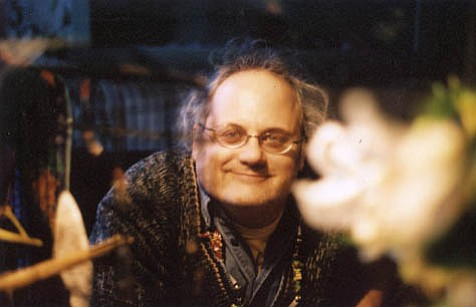 Eugene Chadbourne's newest group is called Get Out of Iraq Now.