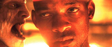 <em>I Am Legend</em> reminds us why we fear New York City, terrorists, and monsters and why we love Will Smith.
