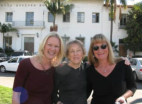 Melissa Evans, Melinda Burns, and Dawn Hobbs