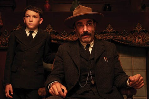 <em>There Will Be Blood </em>has been nominated for two Golden Globes, including a Best Actor nod for Daniel Day-Lewis.