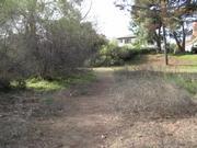 Example of a setback buffer zone on San Jose Creek in Goleta.