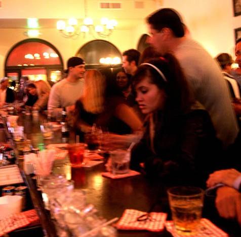 La Vida Loca: The singles scene is hopping at Joe's Cafe on State Street.