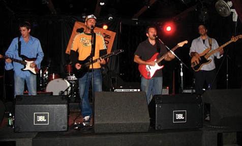 The reggae-rock stylings of S.B.-based 5 Alarm will hit Rocks tonight, Thursday, January 17.