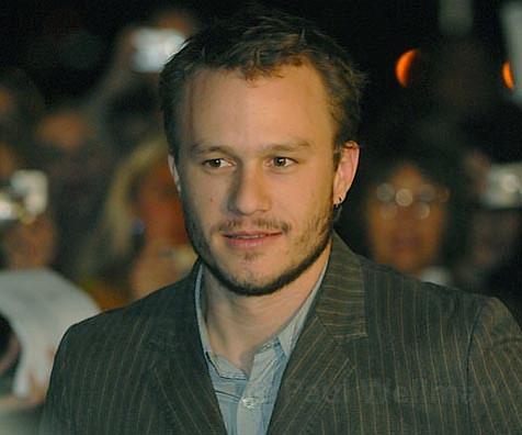 Heath Ledger at the Santa Barbara International Film Festival in 2006