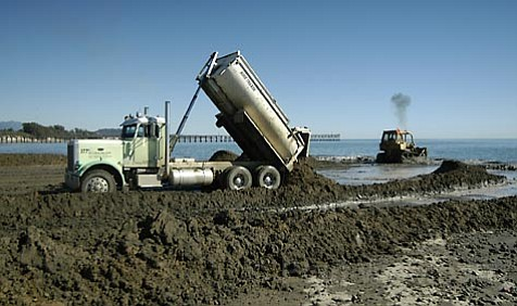 With any luck, late-hour sand dumps and scrambling dozers trying to save Goleta Beach from erosion won't be needed in coming years, thanks to a controversial County Supervisors vote this week.