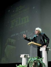 Roger Durling presents the 23rd annual Santa Barbara International Film Festival
