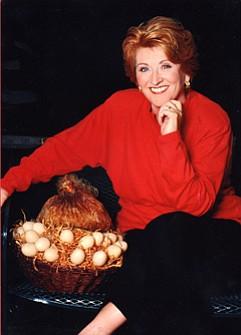 Author Fannie Flagg