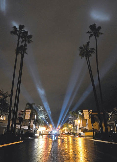 The Santa Barbara International Film Festival got started last Thursday evening under a cloak of heavy rain and blustery wind.