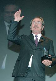 Tommy Lee Jones with the SBIFF 2008 Montecito Award
