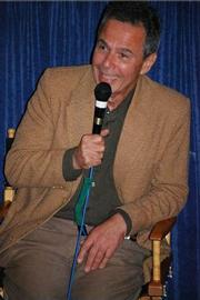 Santa Barbara's Robert Lesser, who stars in <em>Best Wishes for Tomorrow</em>