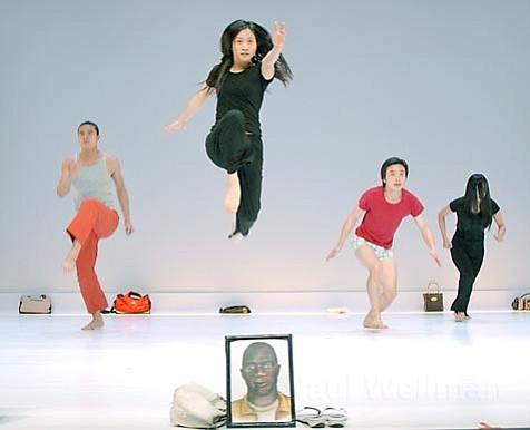 Members of the Vietnam National Opera Ballet brought emotional intensity to Ea Sola's <em>Drought and Rain Vol. 2.</em>
