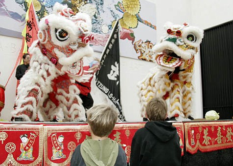 Bring the kiddies to check out a free day of culture and Chinese New Year festivities for the whole family.