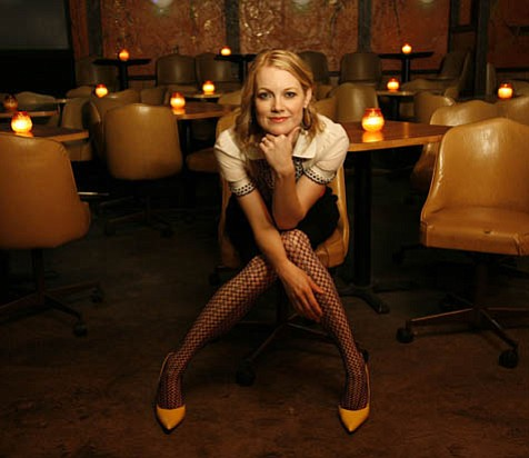 Songbird Kelly Willis co-headlines this month's Sings Like Hell concert with Chuck Prophet on Saturday, February 16.
