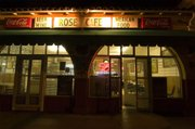 Rose Cafe on Haley Street.