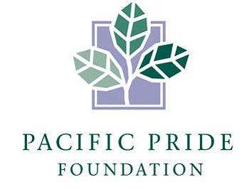 Pacific Pride Foundation logo