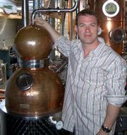 "According to New Orleans microbiologist and absinthe expert Ted Breaux (above), his company's product Lucid is the ""first genuine absinthe to be approved for distribution in the United States since 1912."" There are at least two other liquors using true wormwood, however, and likely will be many more competitors in the years to come."