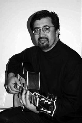 """Andrew """"The Guitar Chameleon"""" Jackson"""