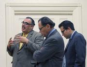 L to R Mark Alvarado, Jose Rodriguiz, and Steve Ortega