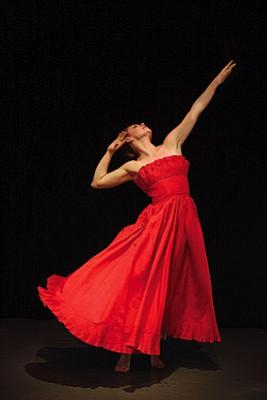 "Melissa Ullom in ""Anemone"" (2008)."