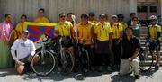The Tibetan Freedom Riders.