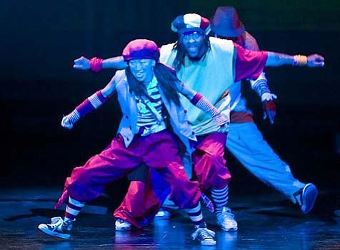 The unfortunate <em>Break!</em> turned hip-hop culture into pure kitsch.