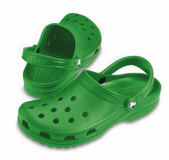 A Croc Of Shoe
