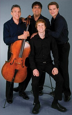 The Turtle Island Quartet will play the music of John Coltrane at the Ventura Music Festival on Friday, May 9.