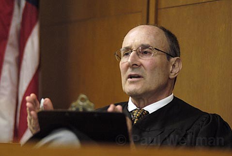 Joe Lodge was first appointed judge in 1958 and served 50 years until his death on Monday.
