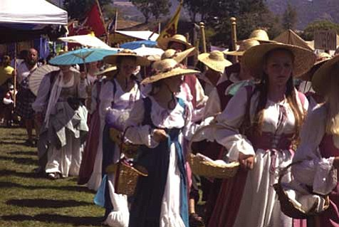 Ojai Renaissance & Pirate Faire