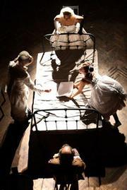 Lit Moon Theatre Company's <em>The Wedding</em>.