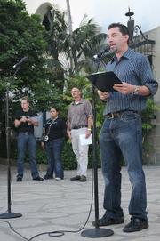 Jared Schwartz Executive Director of Just Communities