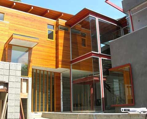 Architects/Craig Burdick+Hanne B,lling's Acari House.