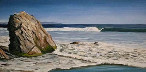 "Jeff Campbell's ""Lorraine's Beach"""