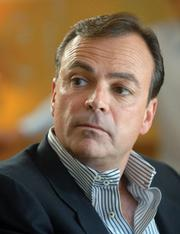 Rick Caruso, owner of the Miramar Hotel property