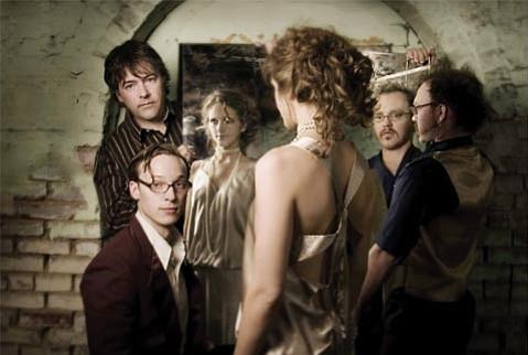 Abigail Washburn and the Sparrow Quartet