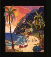 """Calypso Cove"" by Andrea Beloff."