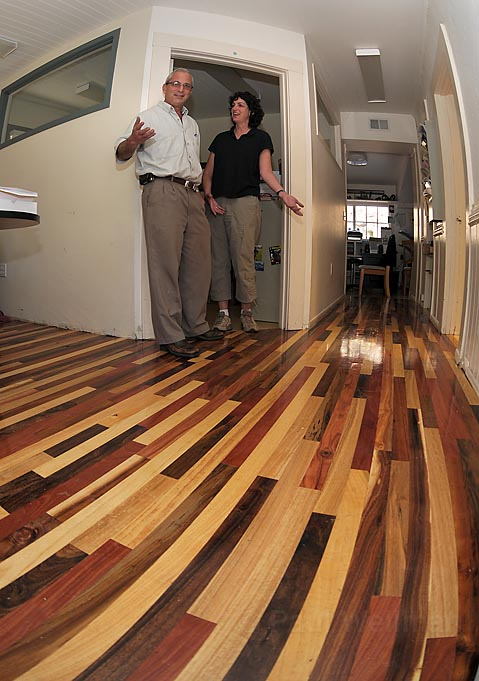 Scrap Wood Gets New Life In The Sb Foothills