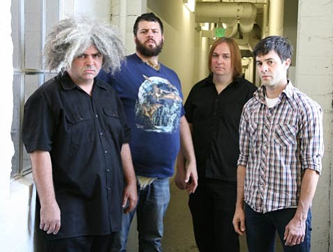 Sludge metal icons the Melvins will play Velvet Jones this Wednesday night in support of their new album, <em>Nude with Boots</em>.