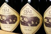 "Non-vintage Ojai Vineyard ""Ojai Red"" California"