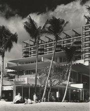 Kahala Hilton Honolulu exterior.