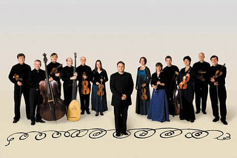 The Academy of Ancient Music will play the complete Brandenburg Concertos of J. S. Bach at the Granada on Wednesday, March 18, 2009.
