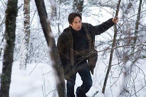 David Duchovny is, once again, Fox Mulder in The<em> X-Files: I Want to Believe</em>.