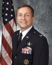 Colonel David Buck