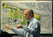 Montecito Water District Director Tom Mosby assured the Montecito Planning Commission his district would be able to service the Miramar project, but the commission decided further review should be done.